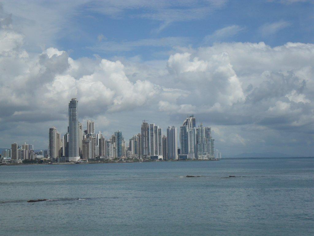 Panama City e il Canale
