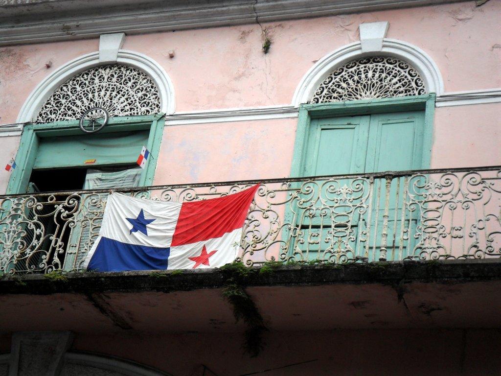 Edifici coloniali di Panama vecchia